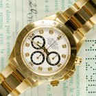 Rolex Daytona 16528 diamonds B/P as new 1992