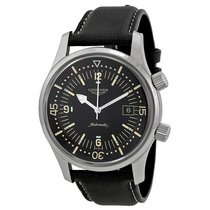 Longines Men's L36744500 Heritage Collection Watch