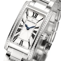 Maurice Lacroix Fiaba Diamonds Rectangular Diamanten Damenuhr...