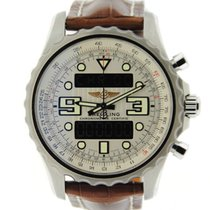 Breitling Chronospace Stainless Steel