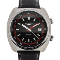 Longines Heritage Diver 43 Automatic Date