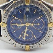 Breitling Chronomat Herren Uhr 81950 Mit Utc & Rouleaux...