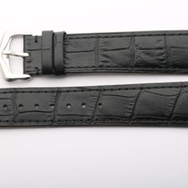 Cartier Leather Strap Lederarmband 20 mm  mit Schließe Original