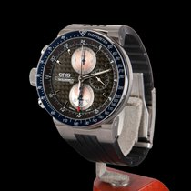 Oris Williams F1 Team Lefty Limited Edition GMT Titan
