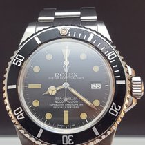 "Rolex Sea-Dweller  16660 ""Triple Six"" Matte dial First..."