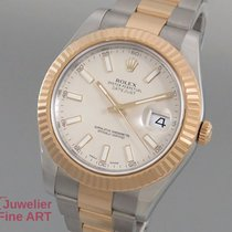 Rolex Oyster Perpetual Datejust II Ref. 116333 - Edelstahl/Gold -