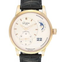 Glashütte Original 18K Rose Gold PanoMaticLunar Automatic...