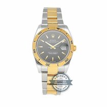 Rolex Datejust Turn-O-Graph Limited Edition 116263
