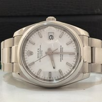 Rolex Oyster Perpetual Date 34mm 2014 Completo