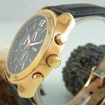 Fossil Bq2079 Chronograph Vergoldet Herrenuhr Wie Neu