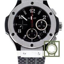 Hublot Big Bang 44mm steel chronograph 301sx130rx NEW