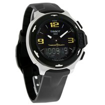 Tissot T-Race Touch Mens Digital Swiss Quartz Watch T081.420.1...