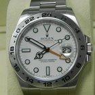 勞力士 (Rolex) Explorer II White Dial