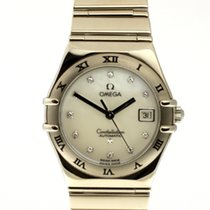 Omega Constellation My Choice Whitegold - NEW- Listprice...