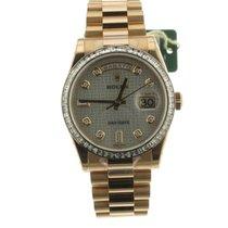 Rolex Daydate 118395
