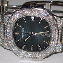 Patek Philippe Nautilus Stainless Steel 5711/1A-010 Diamonds