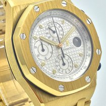 Audemars Piguet AP Royal Oak Offshore 750 18K Gold Band LC100