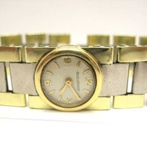 Jaeger-LeCoultre Vintage 18Carat 2Tones Gold Mechanical Ladies...