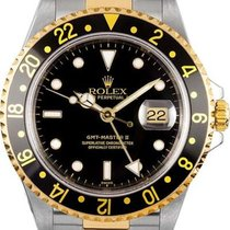 Rolex GMT-Master II Two-Tone  16713