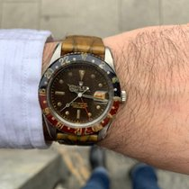 Rolex GMT Master Tropical Dial Ref. 6542