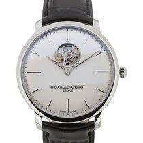 Frederique Constant Slim Line 40 Automatic Silver Dial
