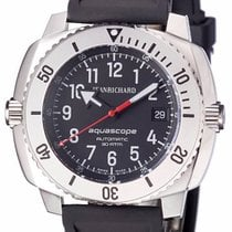JeanRichard Aquascope Diving Stainless Steel watch