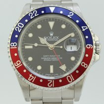 Rolex GMT-Master Oyster Perpetual Date Automatic Steel 16700