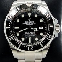 Ρολεξ (Rolex) Sea-dweller Deepsea 116660 Steel Diver Watch...