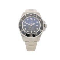 Rolex Deepsea Challenger Edition 116660 - Black Blue Dial -...