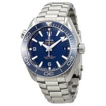 Omega Seamaster Planet Ocean Automatic Mens Watch 215.30.44.21...