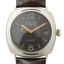 Panerai Radiomir Titanium Dark Brown Manual Wind PAM00346