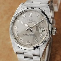 Rolex 6534 Oysterdate 1956 Automatic 34MM Stainless Steel Mens...