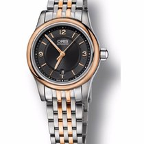 Oris Ladies 01 561 7650 4334-07 8 14 63 Classic Watch