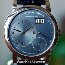 A. Lange & Söhne Lange 1 Big Date White Gold Grey Dial,...