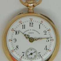 Vacheron Constantin - pocket watch - ca 1905