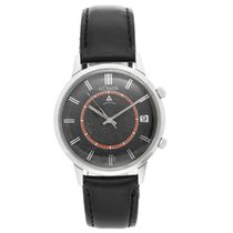Jaeger-LeCoultre Vintage Jaeger - Stainless Steel Memovox Watch