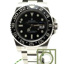 Ρολεξ (Rolex) GMT MASTER II steel ceramic black NEW