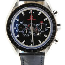Omega Speedmaster Broad Arrow Timeless Olympic Steel