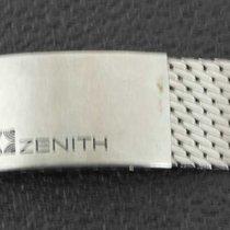 Zenith vintage bracelet mesh mm 20 steel
