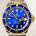 Rolex submariner steel gold stahl gold in very good condition