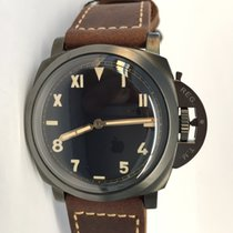 Panerai Luminor 3 Days Titan DLC Black Lim Edition