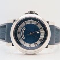 Breguet Marine Big Date Blue Dial Ref: 5817(Box&Papers) 2012