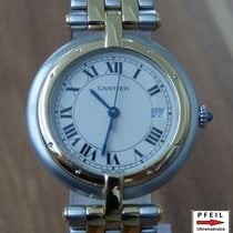 Cartier Panthere VLC Stahl / 18k Gold revisioniert