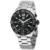 TAG Heuer Men's CAZ1010.BA0842 Formula 1 Chronograph Watch