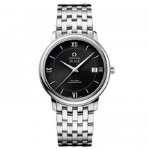 Omega De Ville Prestige Mens Watch  Stainless Steel  Mens...