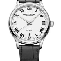 Chopard L.U.C 1937 Classic Stainless Steel Men's Watch