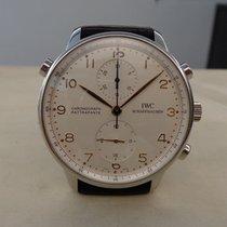 IWC Portuguese Rattrapante Chronograph