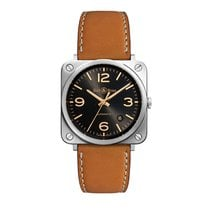 Bell & Ross Collection Aviation BR S Golden Heritage