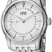 Oris Artelier Automatic Small Second Pointer Date Steel Mens...