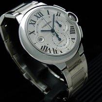 Cartier Ballon Bleu Automatic Chronograph Ref. W6920002